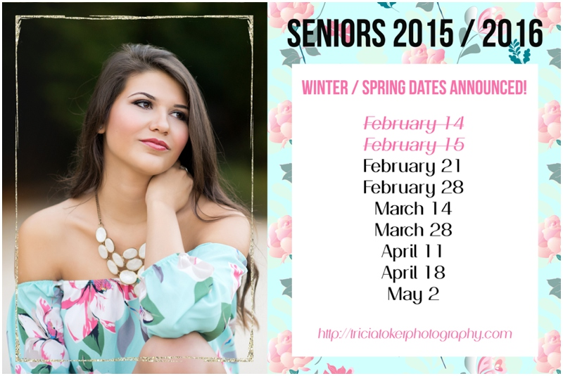 atlanta ga best senior pictures portrait photographer 0001 Winter / Spring Dates Announced for Class of 2015 & Class of 2016 ~ Atlanta Ga Senior Portrait Photographer
